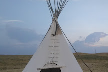 Lodgepole Gallery and Tipi Village, Browning, United States