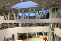 Parventas Library, Ventspils, Latvia
