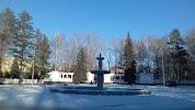 Площадь на фото Октябрьского