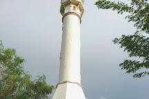 Cape Bolinao Lighthouse, Bolinao, Philippines