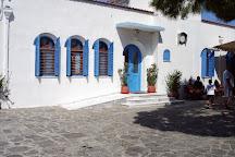 Monastery of St. Nicholas, Porto Lagos, Greece