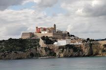 Dalt Vila, Ibiza Town, Spain