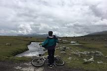 Biking Dutchman, Quito, Ecuador