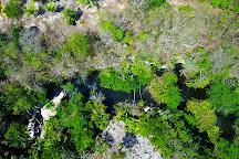 Cenote Xplore, Playa del Carmen, Mexico