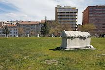 Roman Baths, Ankara, Turkey