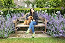 Cholmondeley Castle and gardens, Cheshire, United Kingdom