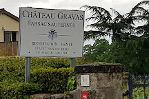 Chateau Gravas, Barsac, France