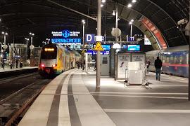 Станция   Berlin Invalidenpark