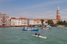 St Mark's Campanile, Venice, Italy