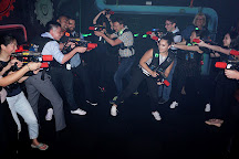Laser Battle, Kuala Lumpur, Malaysia