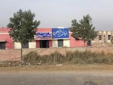 Basic Health Unit بنیادی مرکز صحت