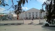 Шахтинский Драматический Театр, улица Шевченко на фото Шахт