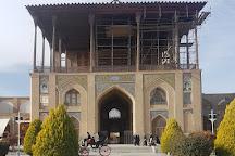 Aali Qapu Palace, Esfahan, Iran