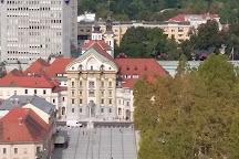 Ursuline Church of the Holy Trinity, Ljubljana, Slovenia
