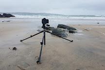 Godrevy Beach, Hayle, United Kingdom
