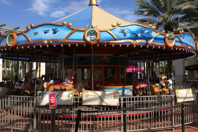 Carousel On Your Trip To Palm Beach Gardens