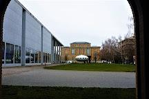Kunstareal Muenchen, Munich, Germany