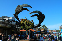 Crab Sculpture, San Francisco, United States