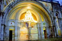 Sanctuaires Notre-Dame de Lourdes, Lourdes, France