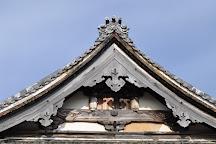 Kinomoto Jizoin Temple, Nagahama, Japan