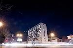 Общежитие, АГАУ, Молодежная улица на фото Барнаула