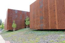 Musée Soulages, Rodez, France