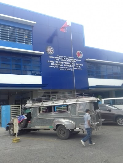 Land Transport Office Regional Office No Iv A Batangas