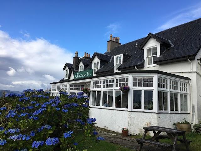 Loch Fyne Dining Room
