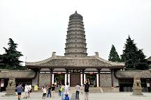 Famen Temple (Famen Si), Fufeng County, China