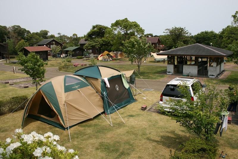 日向サンパークオートキャンプ場