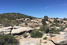 Sitio Arqueologico Vallecito, Tecate, Mexico