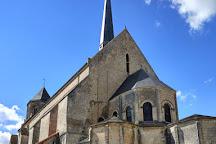 Eglise Sainte Radegonde, Poitiers, France
