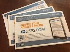 United States Postal Service los-angeles USA