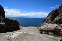 Horca del Inca, Copacabana, Bolivia