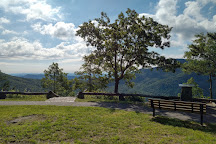 Wiseman's View Scenic Overlook, Linville, United States