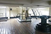 Museo Corbeta Esmeralda, Iquique, Chile