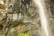 Schleierwasserfall, Uderns, Austria