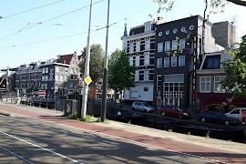 Автобусная станция   Amsterdam Bus Elandsgracht