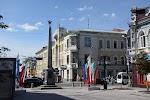 Почта России, улица Куйбышева на фото Самары