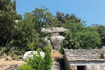 Theoktistis Monastery, Ikaria, Greece
