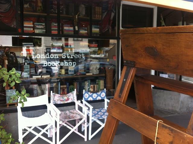 London Street Bookshop