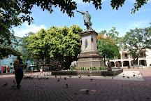 Parque Colon, Santo Domingo, Dominican Republic