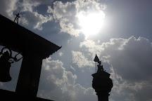 Bhupatindra Malla Statue, Bhaktapur, Nepal