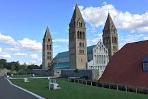 Pecs Cathedral, Pecs, Hungary