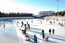 Valle Hovin Ice-Skating Rink, Oslo, Norway