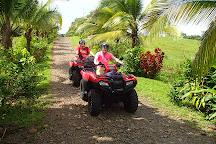 ATV La Finca, Agua Azul, Costa Rica