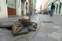Cumil, Bratislava, Slovakia