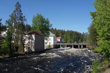 Woikosken tehdasmuseo, Mantyharju, Finland