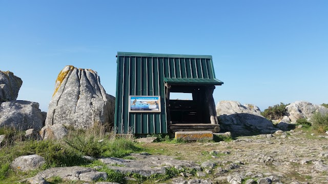 Observatorio de aves do Alto da Campá