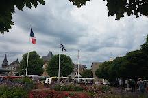 Les Halles et le Marche, Dinard, France